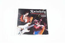 RAINBOW LIVE BETWEEN AT BUDOKAN II CDR 2CD A10444