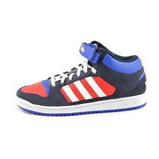 ADIDAS DECADE MID Q20675 BLUE/RED/WHITE WOMEN'S  SHOES   SIZE 10