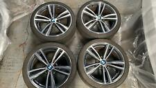 "19"" Inch Genuine BMW 4 / 3 series 442M M Sport Alloy Wheels & Tyres F30 F32 F36"