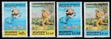 UPU 100 Jaar - Bangladesh postfris 1974 MNH 45-48 (upu040)