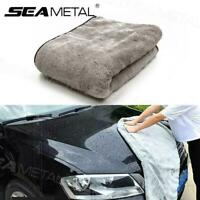 High Quality Microfiber Car Drying Towel Large Ultra Absorbent Cleaning Cloth x1