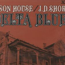 Son House/J.D.Short - 'Delta Blues' 1969 UK Xtra LP. Ex!