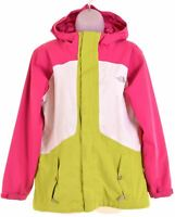 THE NORTH FACE Girls Rain Jacket 15-16 Years XL Multi Polyester  DU07