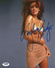 Angelica Bridges Signed 8x10 Photo PSA/DNA COA Playboy Baywatch Picture Auto'd E