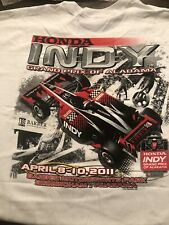 Honda Indy Grand Prix Of Alabama 2011 T-shirt XL