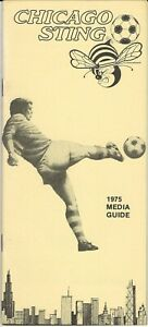 1975 Chicago Sting Media Guide, North American Soccer League, NASL