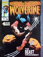 WOLVERINE Marvel Comics Presents n°63 1990 ed. Marvel Comics  [SA4]