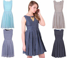 Unbranded Geometric Sleeveless Dresses for Women