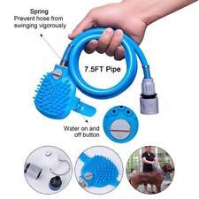Dog Cat Bathing Cleaner Tools Kit Pets Washing Massage Bath Shower Water Sprayer