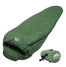 3 Season 50°F Mummy Sleeping Bag - Lightweight, Compact Mummy Bag with Comfort