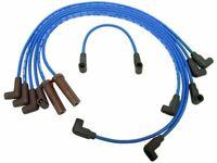 Denso 7mm Spark Plug Wire Set fits Chevy Silverado 1500 2014-2016 4.3L V6 83XZBJ