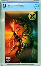 X-Men #2 Comic Mint Shannon Maer Exclusive - CBCS 9.8!