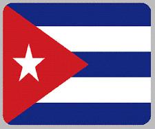 "Blanket Fleece Throw National Flag Cuba 50""x60"" NEW with protective sleeve"