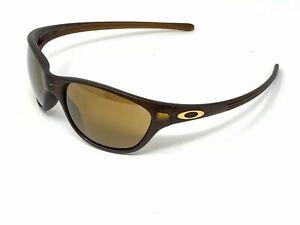 VINTAGE Oakley 2nd Gen. Frogskins Matte Rootbeer Sunglasses Frame Only