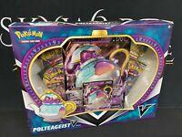 Pokemon TCG: Polteageist V Box (Brand New / Sealed)