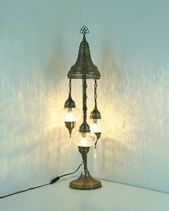 NEW Amazing Floor Lamp, Turkish Cracked Color floor lamp morocco lamp