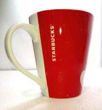 Starbucks 2014 Coffee Tea Cup Mug Pink Red Hearts & White Valentines Heart
