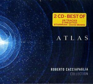 ROBERTO CACCIAPAGLIA - ATLAS -  BEST OF - 2CD NUOVO SIGILLATO