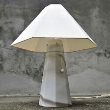elegante Peill&Putzler Carrara ArteColore Tischleuchte Opalglas mit Einschlüssen