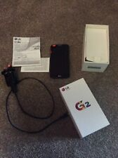 LG G2 D802 - 16GB - Black (Unlocked) Smartphone