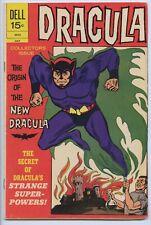 Dracula #6 - Dell - Origin