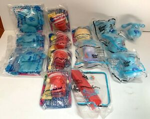 Vintage Blues Clues *Variety* Subway Meal Toys - Your Choice - NIP 1999-2000 3+