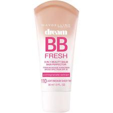 Maybelline Dream Fresh BB Cream 110 Light/medium. Included