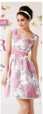 Review Regular Size Floral Dresses for Women