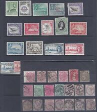 Uk Gb Australia India New Zealand 1880s 1950s Collection Of Several Hundred Most