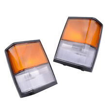 Pair Front Side Corner Light Classic Indicator lamp Fit for Range Rover PRC8950