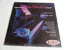 Compositions Of Duke Ellington & Others LP 1960 Crown BB King Vinyl Record
