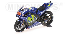 Yamaha YZR-M1 moto GP 2017 Viñales - Minichamps 1/12 Código 122 173025