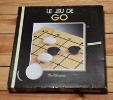 Jeu de go - Plateau décor bois - Les classiques - Rachez