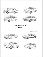 Manual de Taller de Fiat & ABARTH. En Inglés (En CD) Workshop Reparation.