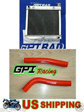 GPI Aluminum Radiator & HOSE ATV Honda TRX450 TRX450R TRX 450R 2004 2006 04 05