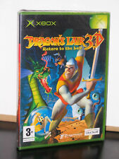 DRAGONS LAIR 3D RETURN TO THE LAIR NUOVO NEW ITA x XBOX