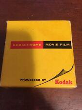 NOS super 8 Kodachrome Movie Camera Film 8mm