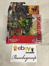 NEW Transformers 4 Age of Extinction Movie Snarl Dinobot Action Figure 2 DAY GET