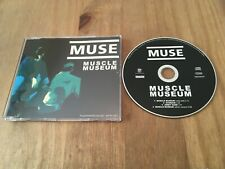 MUSE MUSCLE MUSEUM GERMAN PROMO RELEASE CD *NEAR MINT CONDITION*