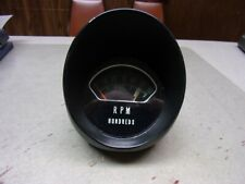 Used 1963 1964 Chevrolet 6000 RPM Factory Dash Mount Tachometer And Housing
