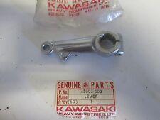 New NOS Genuine Kawasaki W1 Rear Brake Lever Cam Arm 43003-003 W2 W1SS W2SS W2TT