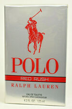 Polo Red Rush by Ralph Lauren  Fragrance  125ml EDT Spray  NEW & SEALED  2019