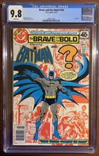 Brave and the Bold #150 CGC 9.8