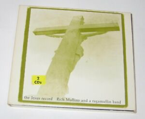 RICH MULLINS AND THE RAGAMUFFIN BAND. THE JESUS RECORD. 2 CD SET