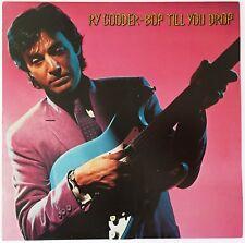 RY COODER Bop Till You Drop LP 1979 Original Excellent Condition