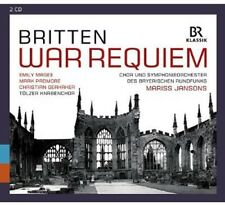 Mariss Jansons, Sankt Annae Girls' Choir - War Requiem [New CD]