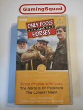 Collector's Edition Only Fools and Horses VHS Films