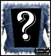 === Huge Back Patch By Your Design - Custom Backpatch with Any Artwork ===