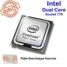 Processeur/CPU Intel Dual Core E2220 Socket 775 SLA8W 2,4GHZ