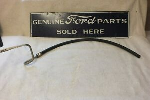 OEM NEW 90-94 Lincoln Continental Auto Trans Oil Cooler Hose F00Z-7A031-A #1365